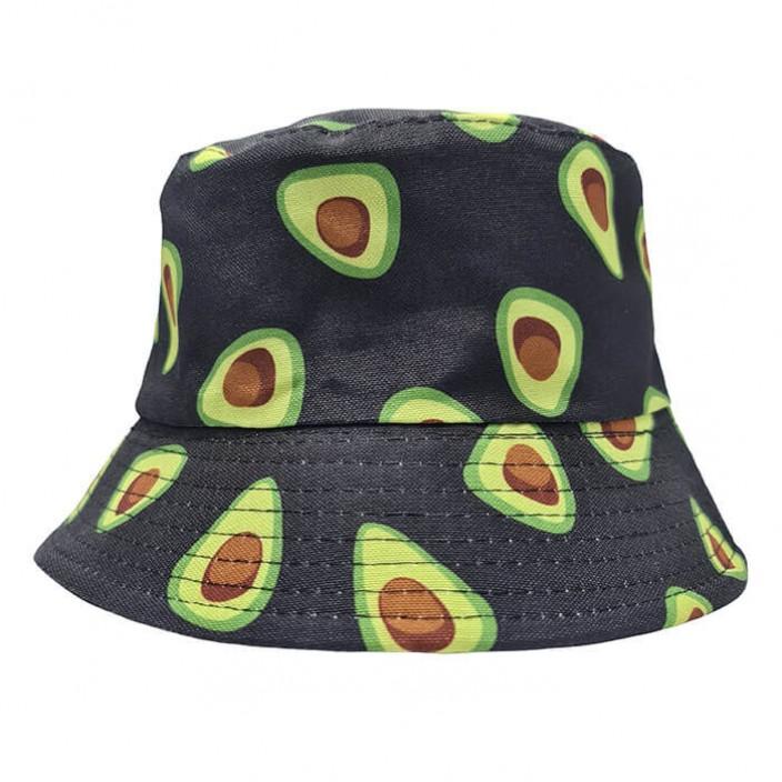כובע טמבל אבוקדו שחור