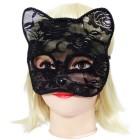 מסכת חתול שחורה מתחרה
