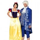 תחפושת זוגית נסיכת התפוח והנסיך