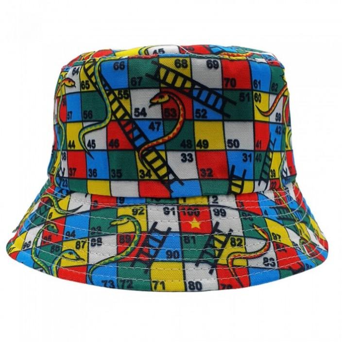 כובע טמבל סולמות ונחשים ילדים