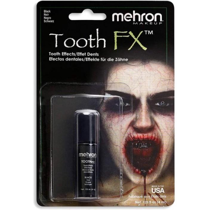צבע לשיניים 'Mehron' שחור