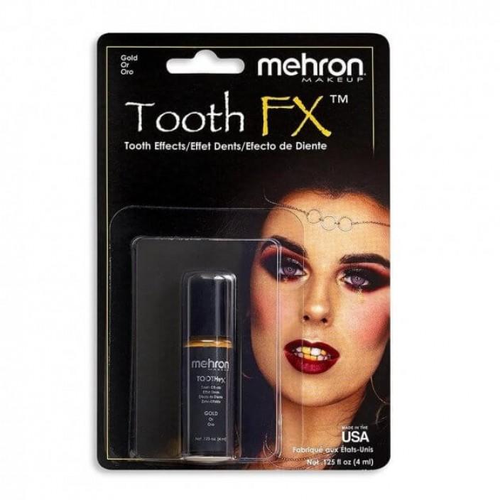 צבע לשיניים 'Mehron' זהב