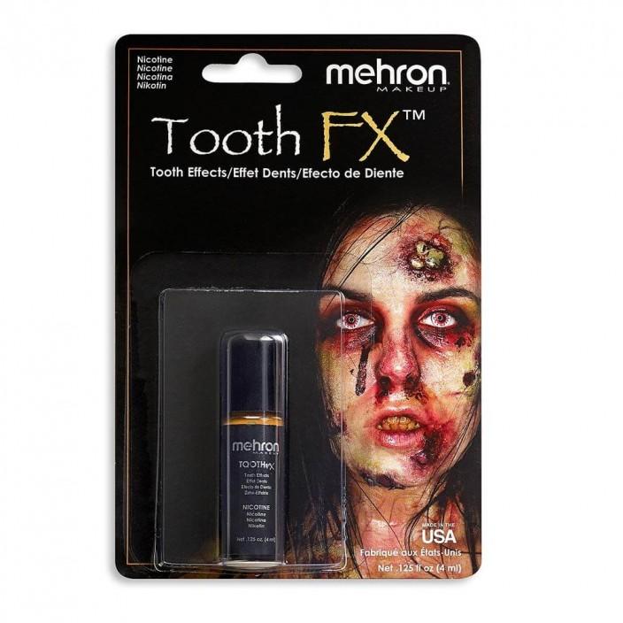 צבע לשיניים 'Mehron' ניקוטין