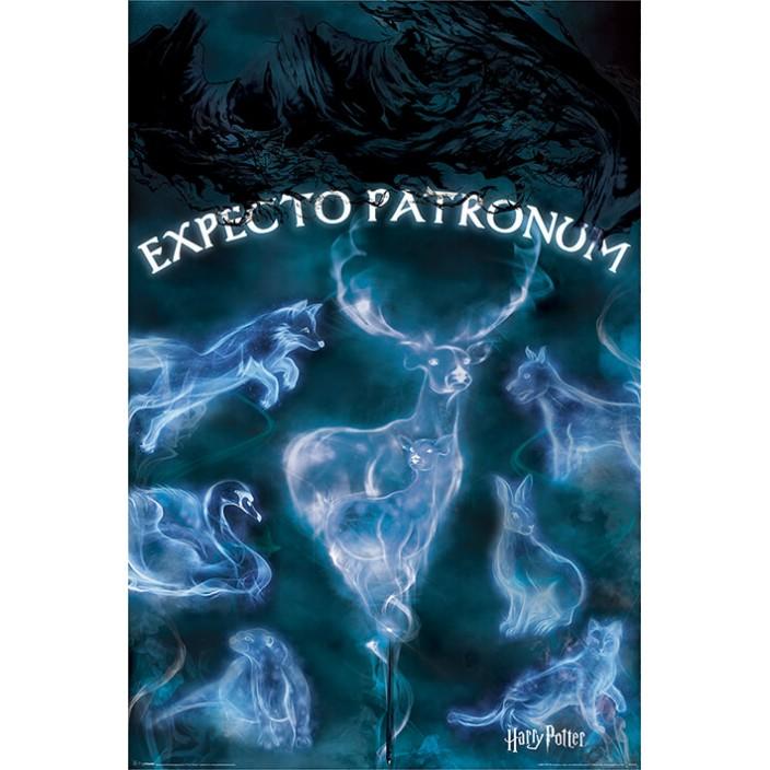 פוסטר EXPECTO PATRONUM