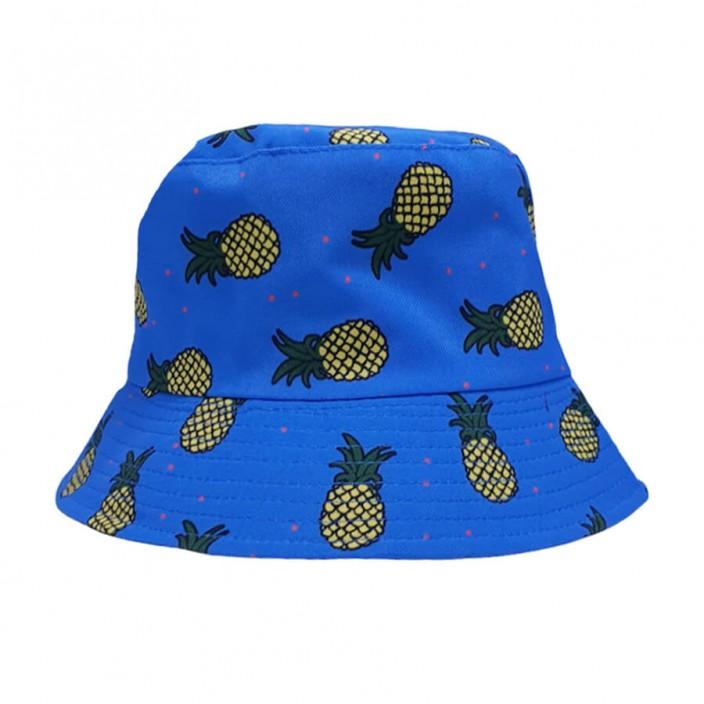 כובע טמבל אננסים כחול רויאל