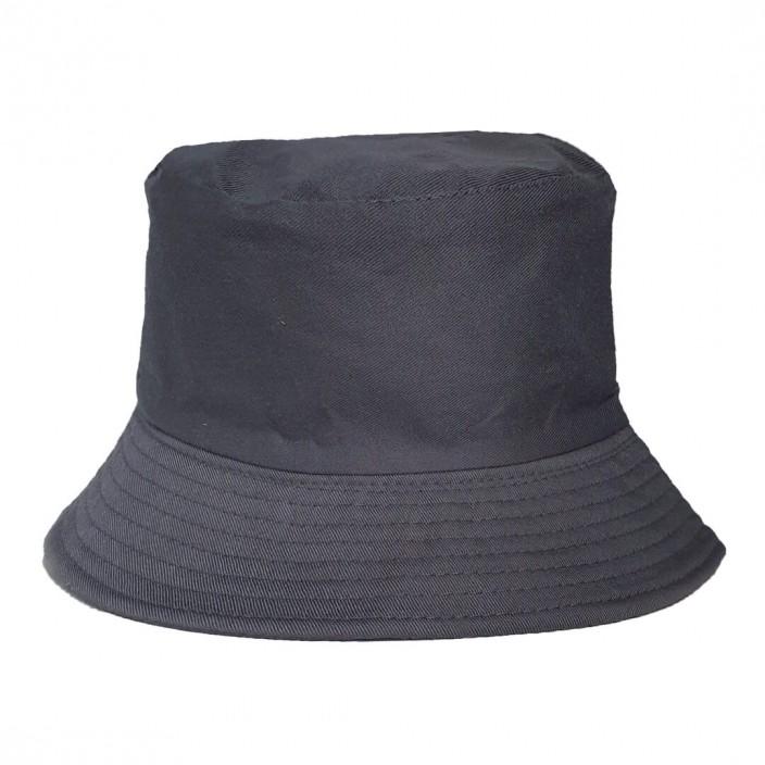 כובע טמבל אפור כהה