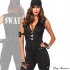 תחפושת מפקדת SWAT