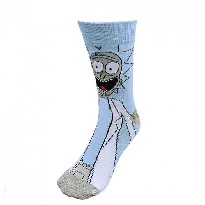 גרביים מעוצבים ריק סנצז