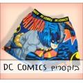 מכנסי בוקסר DC Comics